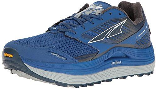 Altra Men's Olympus 2.5 Running-Shoe, Blue, 10 D US