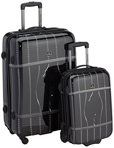 Saxoline Set di valigie 1318H0.21.06 Nero 110.0 liters