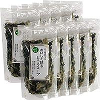 がごめ昆布入りおいしく粘るとろろスープ 60g×10袋セット 巣鴨のお茶屋さん 山年園