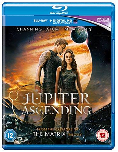 Jupiter Ascending [Blu-ray] [2015]