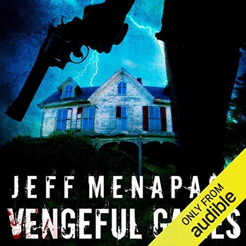 Vengeful Games - A Dark Psychological Thriller Titelbild