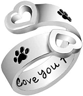 i will love you forever ring