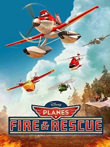Planes: Fire & Rescue (Theatrical)