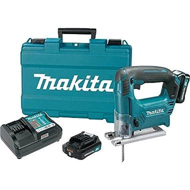Makita VJ04R1 12V MAX CXT Lithium-Ion Cordless Jig Saw Kit