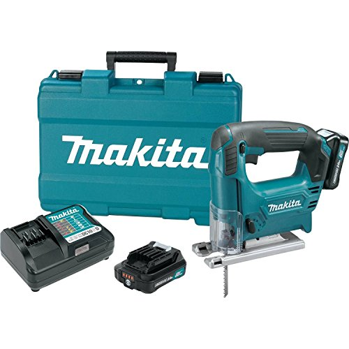Makita VJ04R1 12V MAX CXT Lithium-Ion Cordless Jig Saw Kit