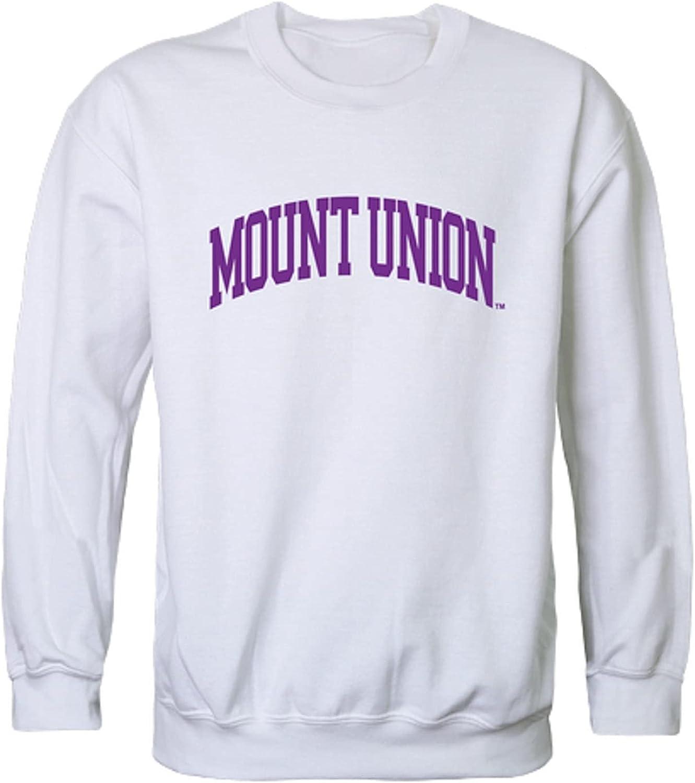 University Of Mount Union Raiders UMU Arch Crewneck Sweatshirt Sweater