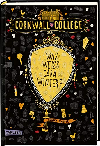 Cornwall College 3: Was weiß Cara Winter? (3)