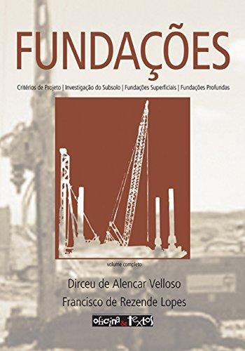 Fundações: Volume Completo