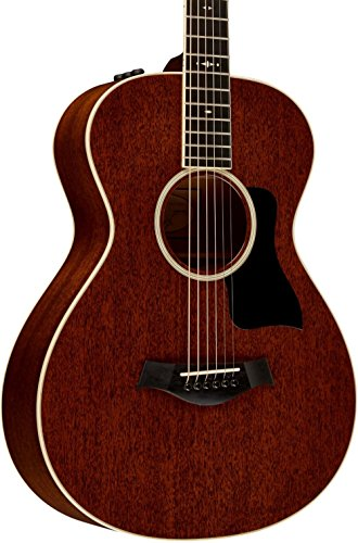 Taylor 500 Series 2015 522e 12-Fret Grand Concert Acoustic-Electric Guitar Medium Brown Stain