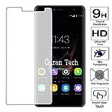 guran® pellicola protettiva in vetro temperato per bluboo maya max smartphone ultra sottile screen protector film