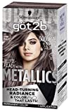 Got2b Metallic Permanent Hair Color, M83 Urban Mauve, 1 Count