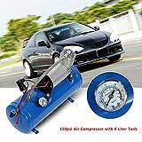 Compresor lubricado, 12 V, compresor lubricado, 120...