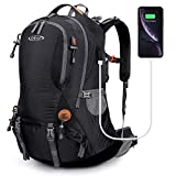 G4Free 50L Rucksack Hiking Backpack Mountaineering Bag Waterproof Travel Camping Trekking Daypack Outdoor