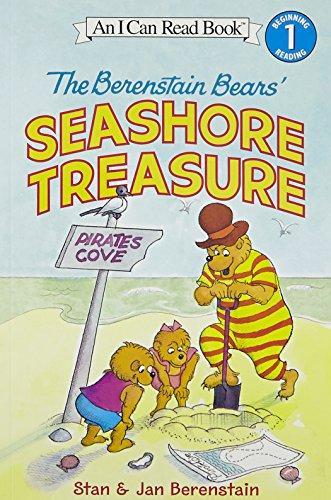 The Berenstain Bears' Seashore Treasure (I Can Read Level 1)の詳細を見る