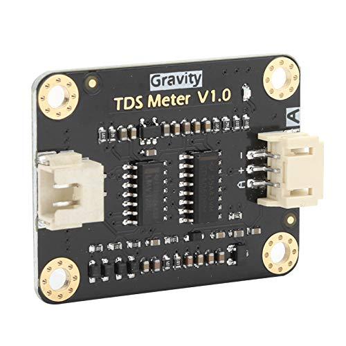 DAUERHAFT Placa adaptadora de señal del medidor de sonda Plug and Play Compatible a Prueba de Agua, para Adaptador de señal, para Sensor, para Monitor