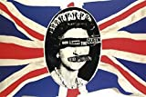 1art1 59169 Sex Pistols - God Save The Queen, Union Jack