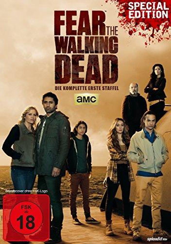 Fear the Walking Dead - Die komplette erste Staffel [Special Edition] [2 DVDs]