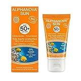 ALPHANOVA - PROTECTOR SOLAR FACIAL SPF 50+ COLOR 50gr.- ALPHANOVA SUN - SPF50+C