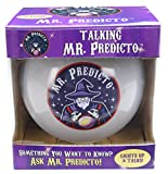 Mr. Predicto Fortune Telling Ball - The Fun Way to Discover Your Future - Ask a YES or NO Question & He'll Magically Speak the Answer - Like a Next Generation Magic 8 Ball - Fortune Teller Toy