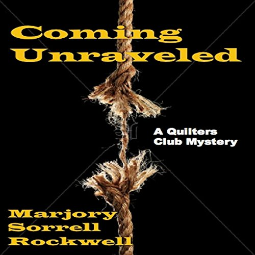 Coming Unraveled audiobook cover art