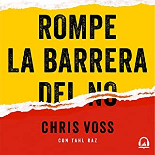 Rompe la barrera del no audiobook cover art