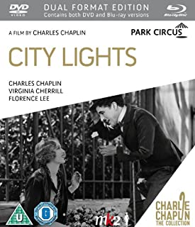 City Lights - Dual Format Edition [Blu-ray + DVD] (B003ZIZ2YI) | Amazon price tracker / tracking, Amazon price history charts, Amazon price watches, Amazon price drop alerts