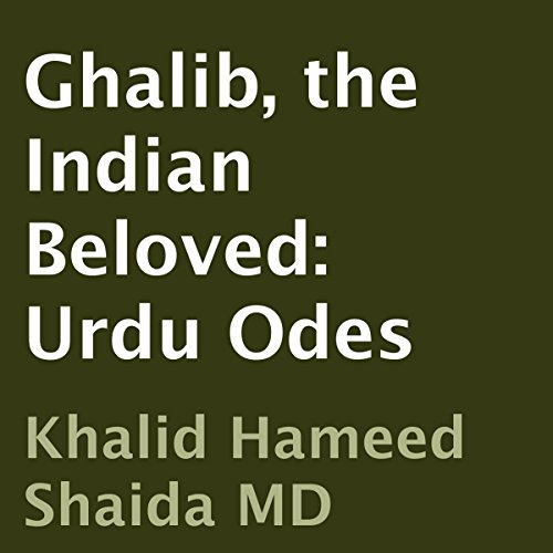 Ghalib, the Indian Beloved audiobook cover art
