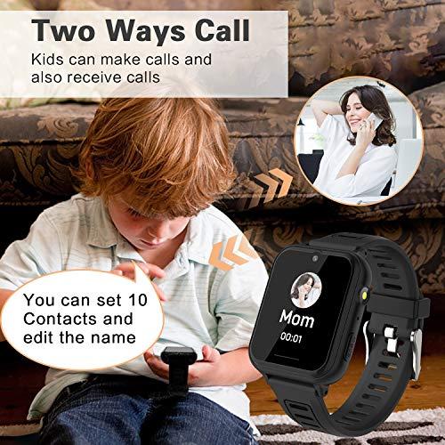 Telefonuhr/Smartwatch Kinder von BAUISAN (Amazons Choice) - 4