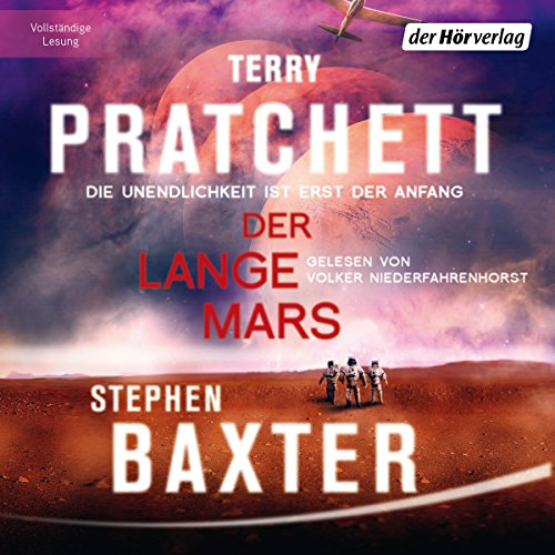 Der Lange Mars audiobook cover art