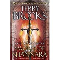 The Annotated Sword of Shannara: 35th Anniversary Edi. Kindle eBook