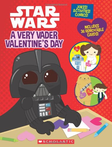 Star Wars: Very Vader Valentine's Day