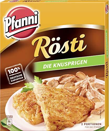 Pfanni Kartoffelfertiggericht Rösti Die Knusprigen aus nachhaltigem Anbau 400 g
