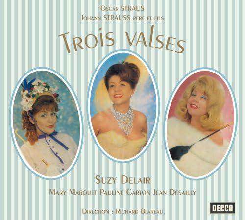 Richard Blareau, Suzy Delair, Grand Tourism, Pauline Carton & Jean Desailly