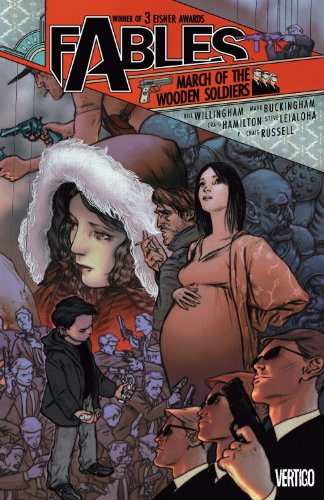 Fables Vol. 4: March of the Wooden Soldiers (Fables (Graphic...