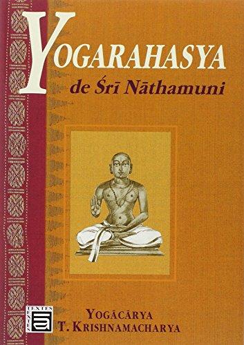 Yogarahasya de sri nathamuni