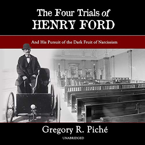 The Four Trials of Henry Ford cover art