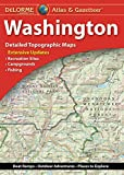 Delorme Atlas & Gazetteer: Washington
