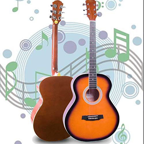 Guitarra eléctrica Guitarra acústica clásica guitarra de madera 40