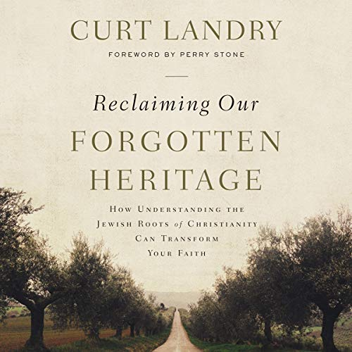 Reclaiming Our Forgotten Heritage audiobook cover art