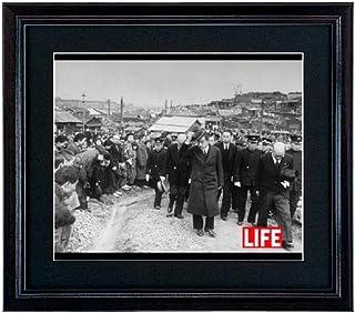 LIFE誌 昭和終戦ルポ Emperor 天皇陛下 終戦後の御行 ライフ アメリカ雑誌 life ポスター