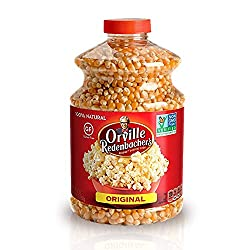 Image: Orville Redenbacher's Original Gourmet Yellow Popcorn Kernels, 30 Ounce, Pack of 6