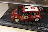 Générique Citroen C2 S1600 - Rally Targa Florio 2004 - Rossetti - IXO 1/43