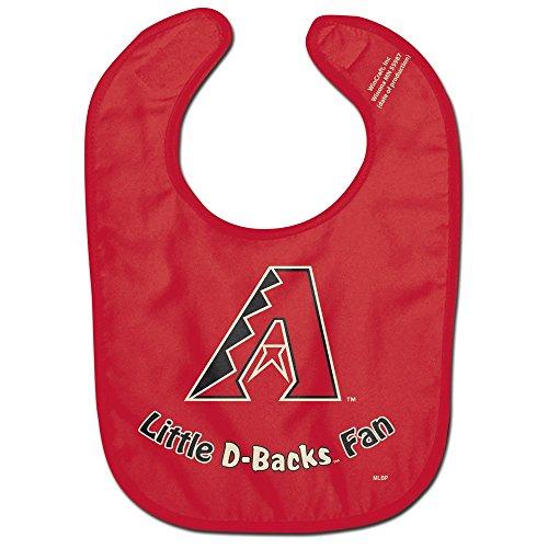 WinCraft MLB Arizona Diamondbacks WCRA1996014 All Pro Baby Bib