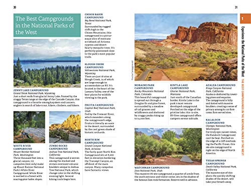 Fodor's The Complete Guide to your National Parks of this West (Full-col... - 51lz4reQ+qL
