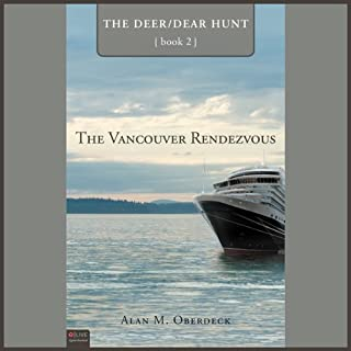 The Vancouver Rendezvous audiobook cover art