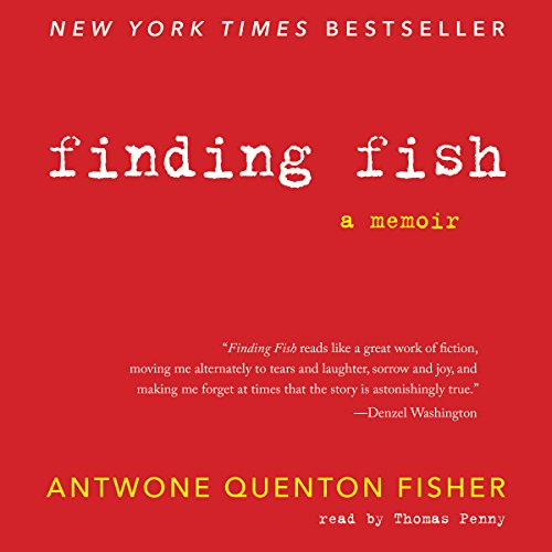 Page de couverture de Finding Fish