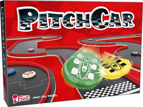 Ferti PIT001 - Pitchcar / Carabande (versión en alemán)
