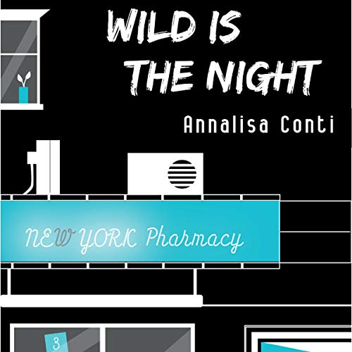 Wild Is the Night audiobook cover art