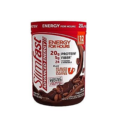 Advanced Energy Powder Variation (Mocha Cappuccino) - 1 Step (Size)