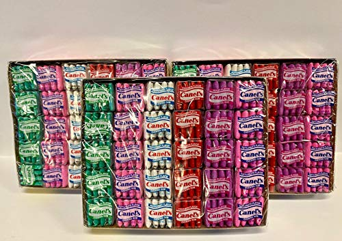 Canels Gum Box Original (60count Per Pack, 3 Packs) Total 180 Units